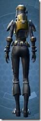 Underwater Explorer - Female Back