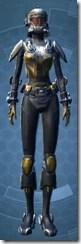 Underwater Explorer - Female Front