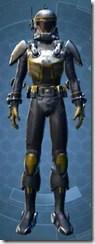 Underwater Explorer - Male Front