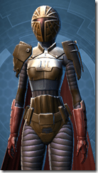 Mandalore the Ultimate - Female Close