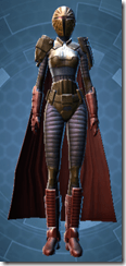 Mandalore the Ultimate - Female Front