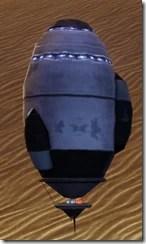 Model Formal Balloon Back