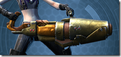 Ancient Socorro Assault Cannon Aurek