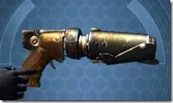 Antique Socorro Blaster Aurek