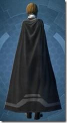 Malak's Shadow Armor - Female Back
