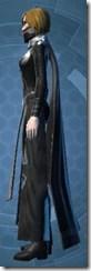 Malak's Shadow Armor - Female Left