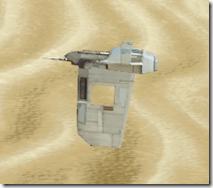 Model Sledgehammer Side