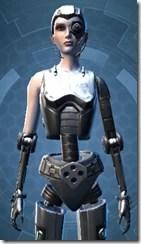 Series 614 Cybernetic - Female Close