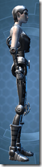 Series 614 Cybernetic - Female Right