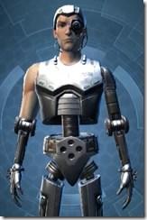 Series 614 Cybernetic - Male Close