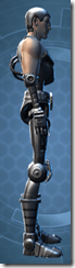 Series 614 Cybernetic - Male Right