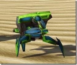 2C-TA Commander Side