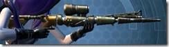 Antique Socorro Sniper Rifle Besh