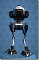 GZ-2 Recon Walker - Front