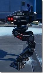 GZ-4 Command Walker - Right
