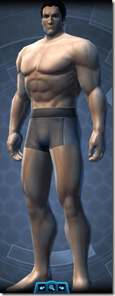 Male Body Type 3