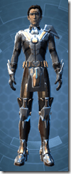 Rectified Brawler - Male Front