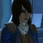 Lilyara's Ensign Raina Temple - The Ebon Hawk