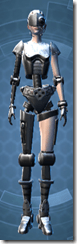 Series 615 Cybernetic - Female Front