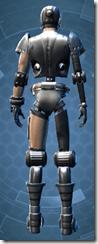 Series 615 Cybernetic - Male Back