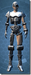 Series 615 Cybernetic - Male Front