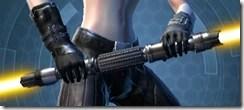 Stronghold Defender's Saberstaff