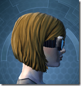 Stylish Defender's Goggles - Female Right