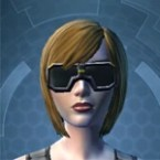 Stylish Defender's Goggles