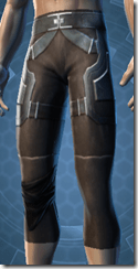 Advanced Slicer Pants Male