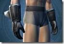 Enhanced Surveillance Gloves Male