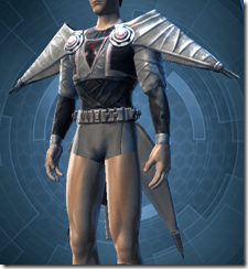 Feral Visionary Male Tunic