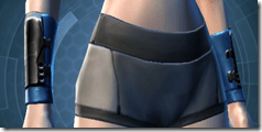 Fortified Defender Armguards Female