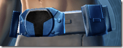 Fortified Defender Belt Male