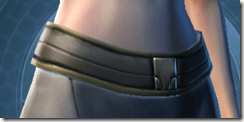 Kreia's Sash Female