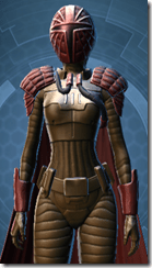 Mandalore the Indoimitable - Female Close