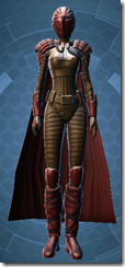 Mandalore the Indoimitable - Female Front