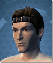 Mantellian Privateer Headgear Male