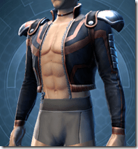 Mantellian Privateer Jacket Male