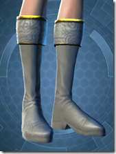 Noble Attendant Boots Female