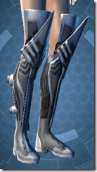 Reaver's Boots Female