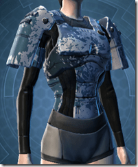 Resolute Protector Female Chestguard