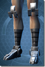 Series 616 Cybernetic Male Feet
