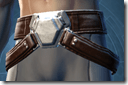 Theron Shan Male Belt