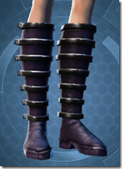 Balanced Combatant Female Shinguards