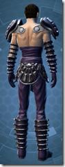 Balanced Combatant - Male Back