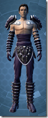 Balanced Combatant - Male Front
