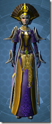 Ceremonial Dyed