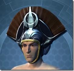 Ceremonial Male Headgear
