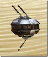 Czerka EW-94 Miniprobe - Side