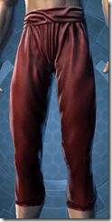 Dathomir Shaman Male Pants